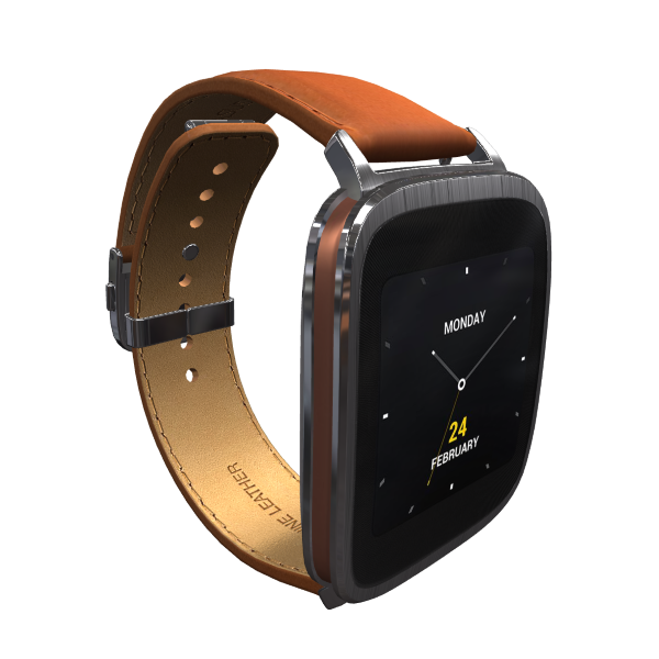 3D-review of Asus ZenWatch WI500Q